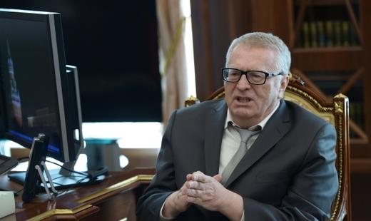 Жириновский призвал вернуть стране название Российской империи