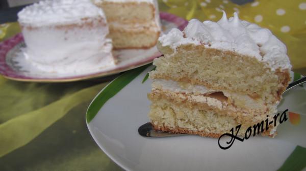 Иней торт рецепт