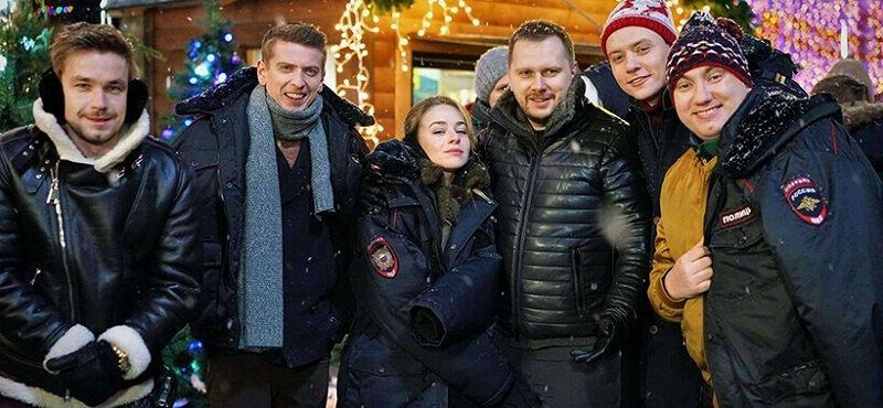 Звезда «Полицейского с Рубле…