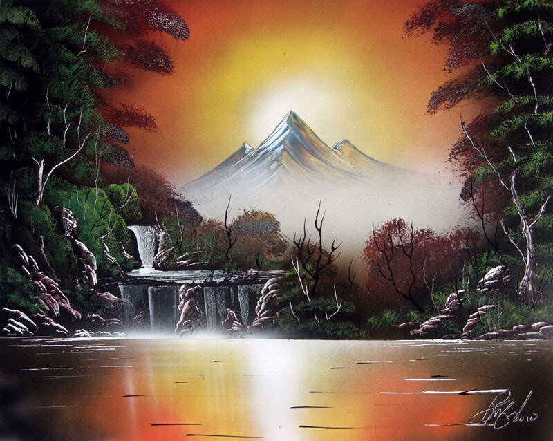 Картины Spray paint art Минск VK