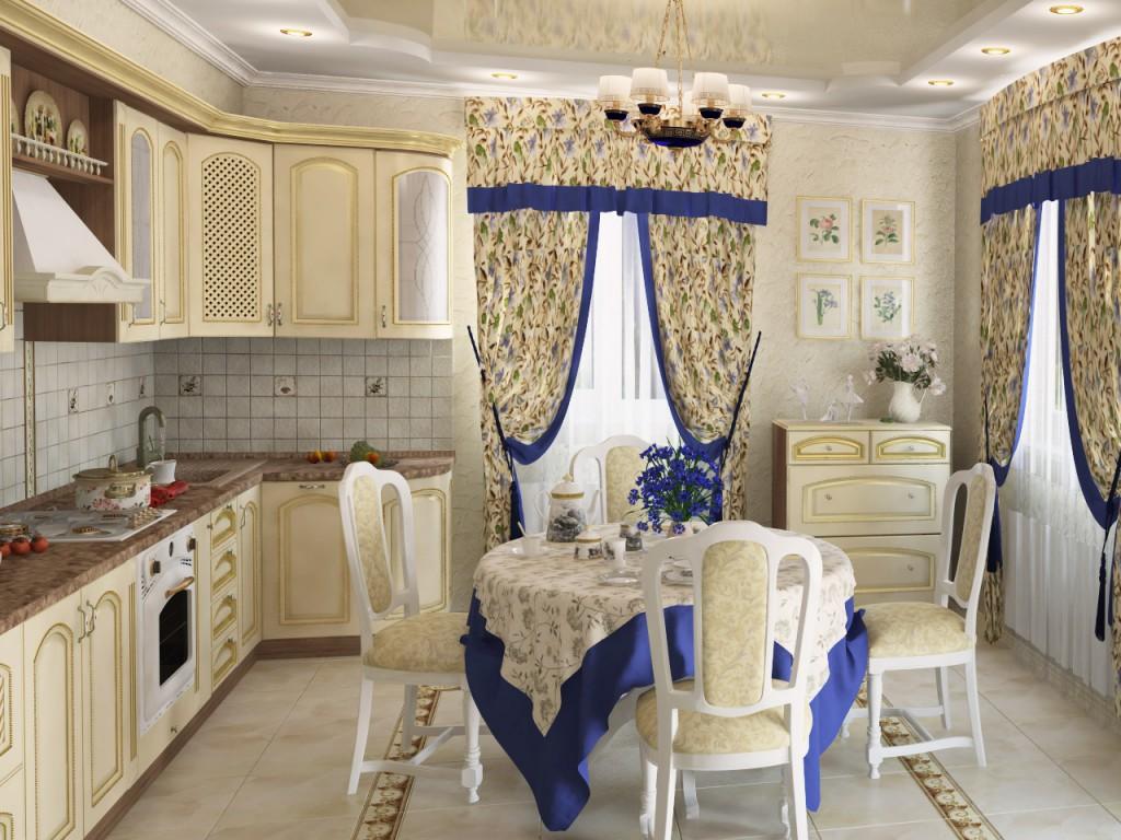 Интерьер кухни в стиле прованс: создаем атмосферу уюта и гармонии