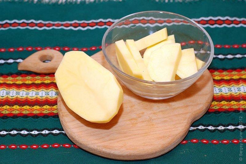 Картофельная свечка - простое домашнее средство от геморроя