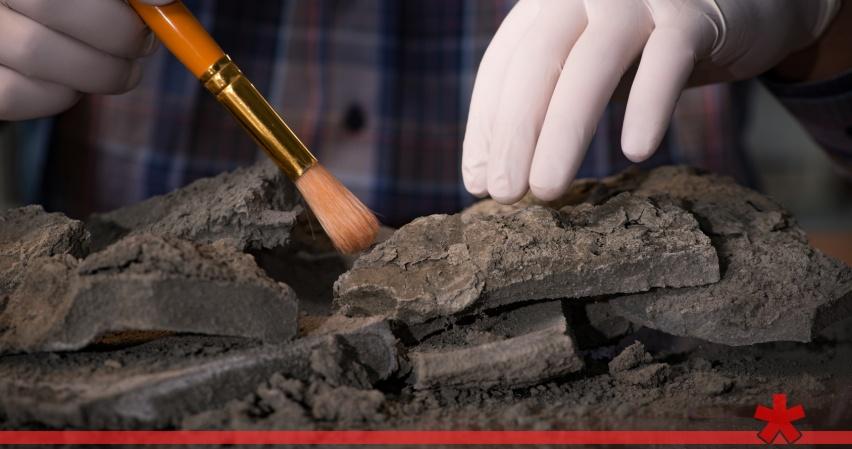 Археологи нашли в Крыму скле…