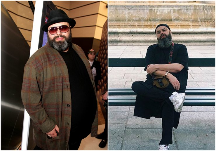 50-летний Максим Фадеев решил похудеть... и сбросил 70 кг!!!