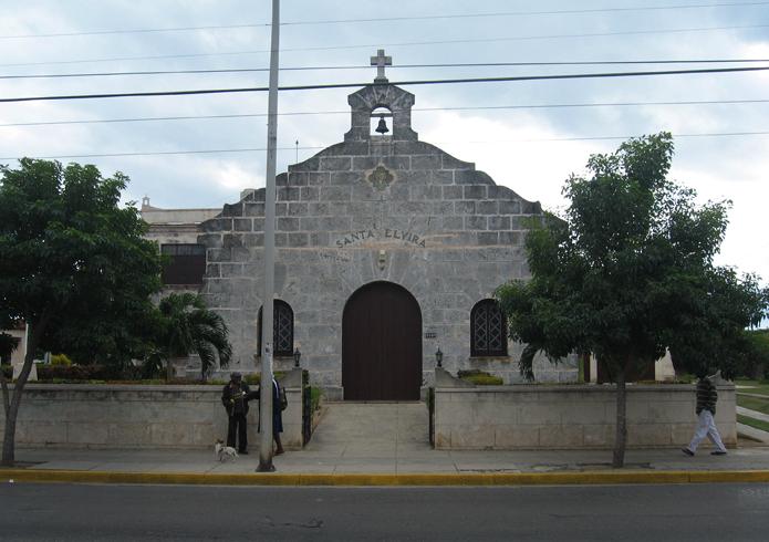 Церковь Иглесия де Санта Эльвира