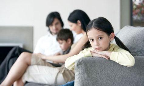 Психология ребенка: ДЕТСКАЯ РЕВНОСТЬ