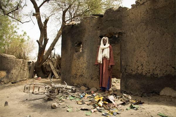 """Боевики """"Боко Харам"""" в Нигерии резали спящих людей"""