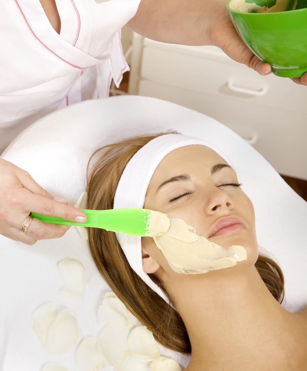 Очищение кожи лица в домашних условиях. Народные 80