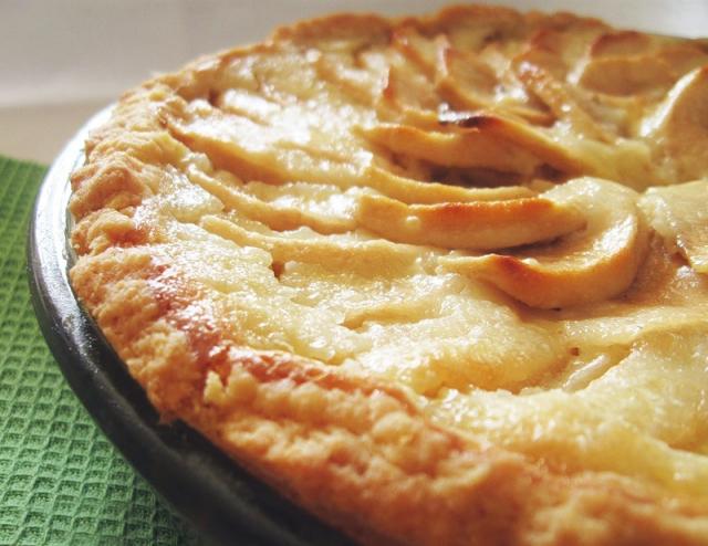 Цветаевский яблочный пирог —…