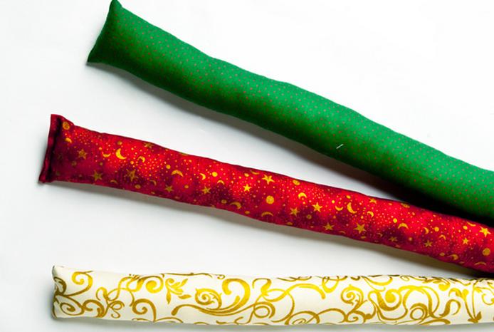 Текстильный рождественский венок. Мастер-класс (2) (694x466, 543Kb)