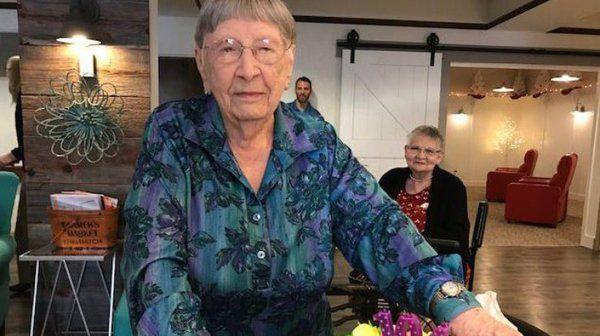 104-летняя долгожительница раскрыла необычный секрет долголетия!