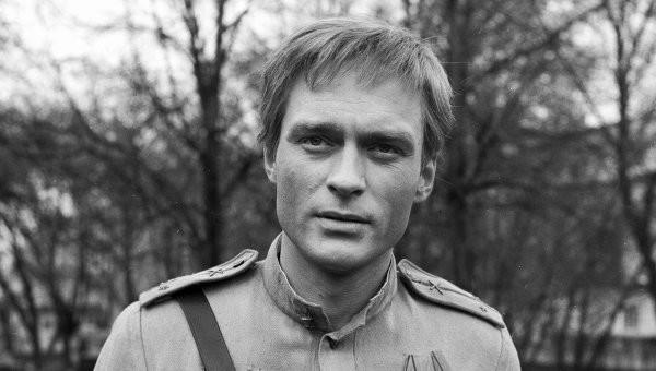 Щербаков Борис Васильевич актёр, народный артист России