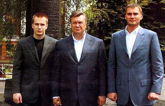 На Украине прошли очередные фейковые  похороны.  МЧС  РФ опровергло  смерть сына Виктора Януковича на Байкале