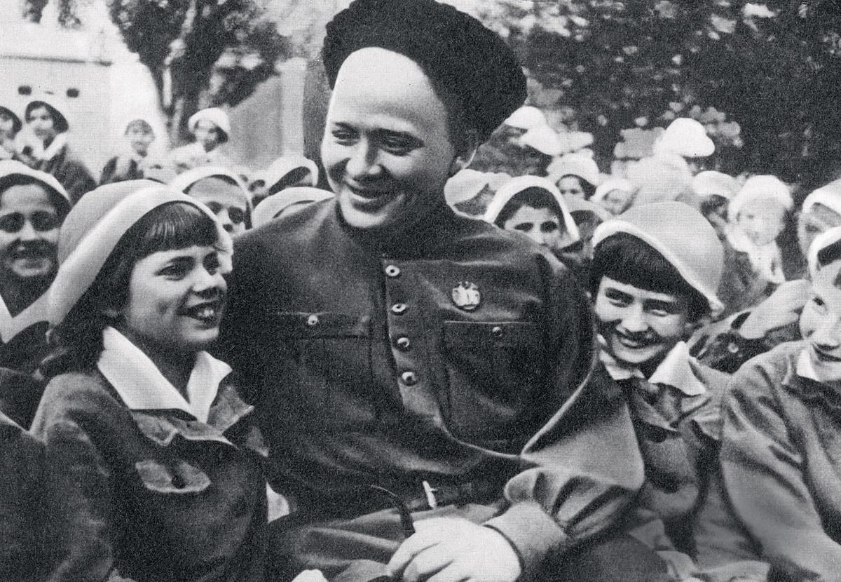 Разоблачение советских писателей.