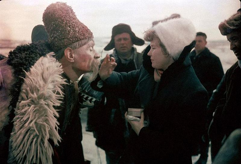 onset17 На съемочных площадках популярных советских фильмов