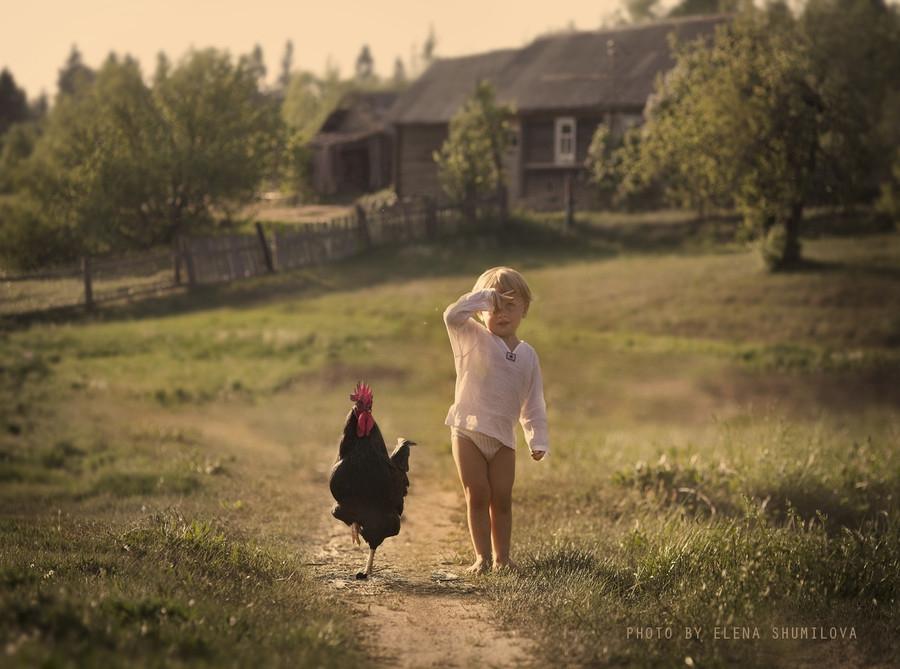 Лето в деревне, или Плач о детской безопасности