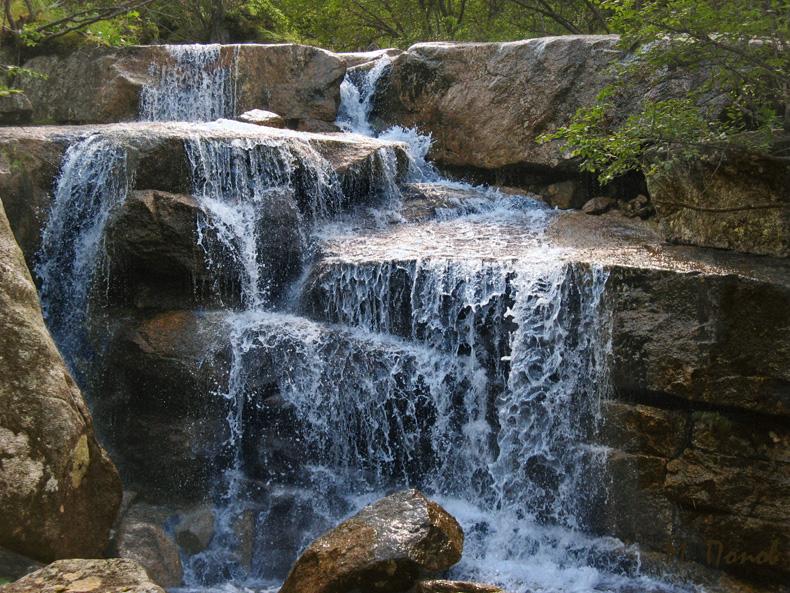 Ергаки. Случайные водопад. Фотоотчет