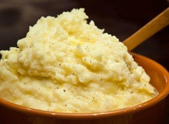 Несколько рецептов картофельного пюре