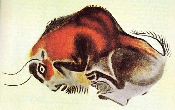 """Наскальная живопись Альтамиры. Пабло Пикассо: """"Ни один из современных художников не смог бы написать подобное!"""""""