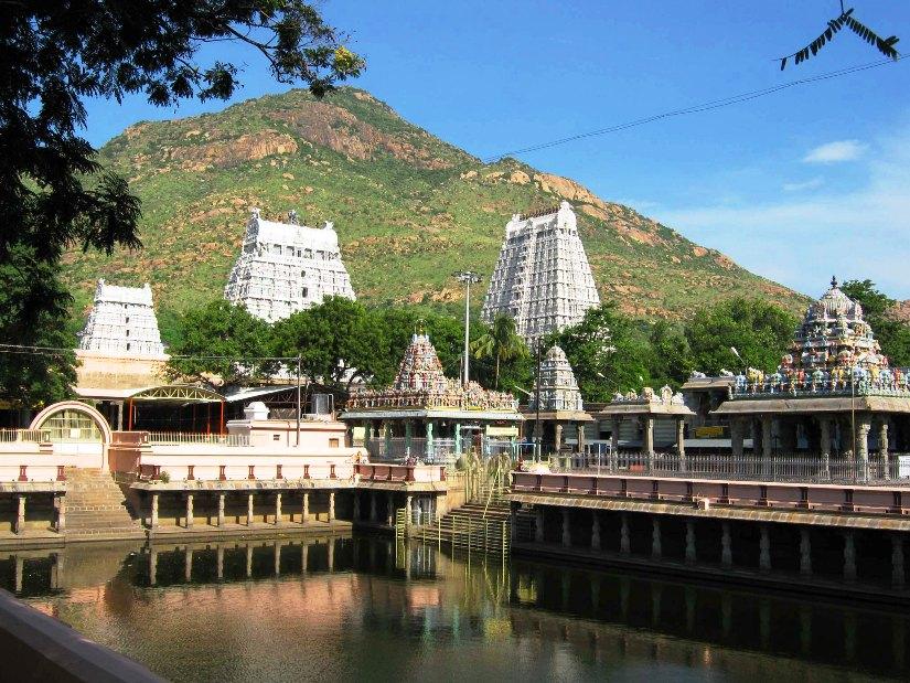 Самые красивые индуистские храмы мира