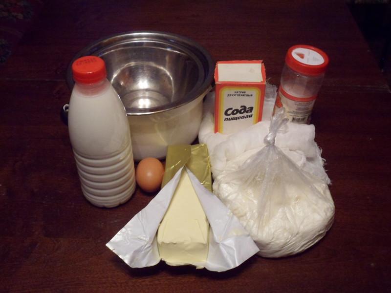 """Делаем """"быстрый"""" сыр в домашних условиях (10 фото)"""