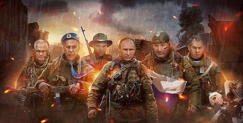 Взгляд из Германии :Путин ,М…