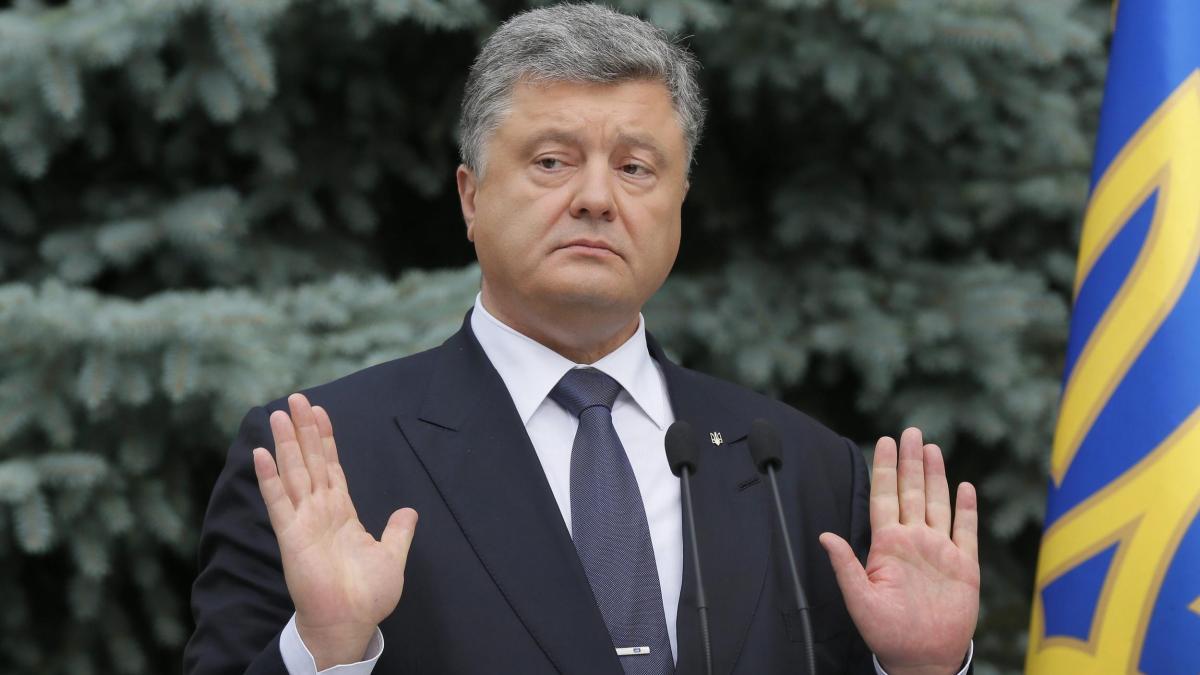 «Идеи кончились»: Порошенко снова «раскаялся» за войну на Донбассе