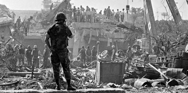 Бейрут-1983: смертники против морпехов