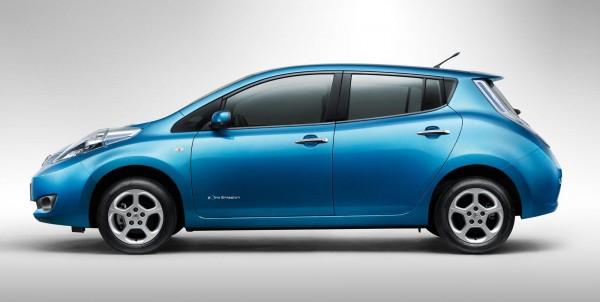 Venucia e30 — Nissan Leaf по-китайски