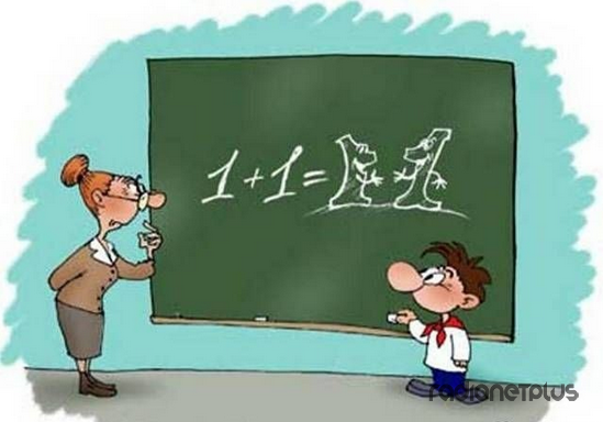 Самый короткий математический тест