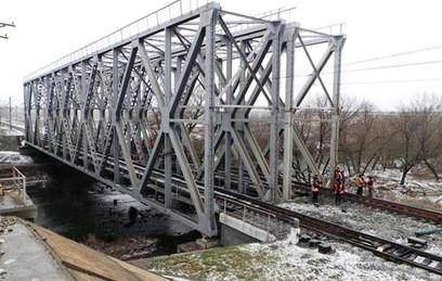 На железной дороге в Харьковской области прогремел взрыв