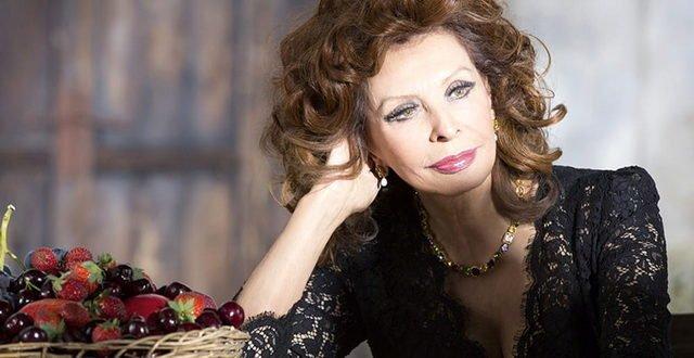 82-летняя Софи Лорен в новой…
