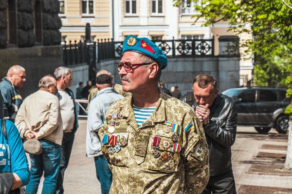 Киевские радикалы побоялись …