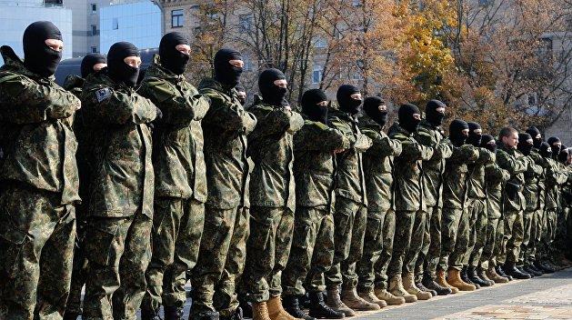 Защита от народа: Реестр частных армий, состоящих на службе у украинских политиков