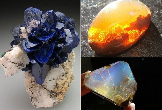 Уникальные минералы, внутри которых можно увидеть целый мир