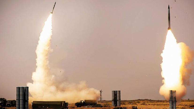 Оружие «Прометея»: как новейшая дальнобойная зенитная ракета усилит обороноспособность России
