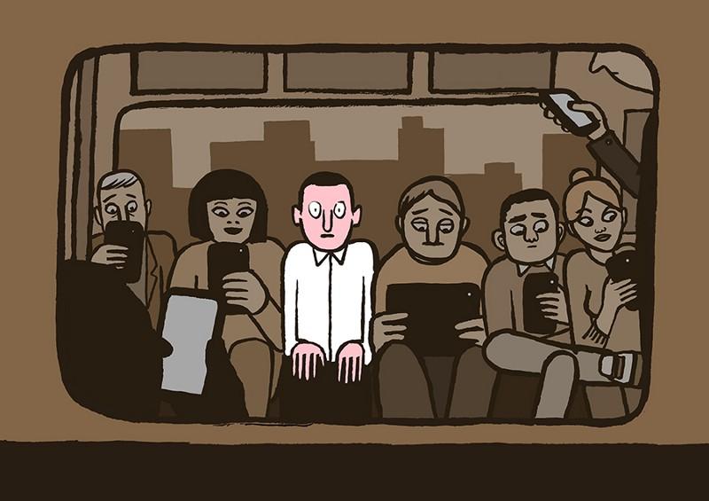 Хватит! Технологии не приводят к социальной изоляции