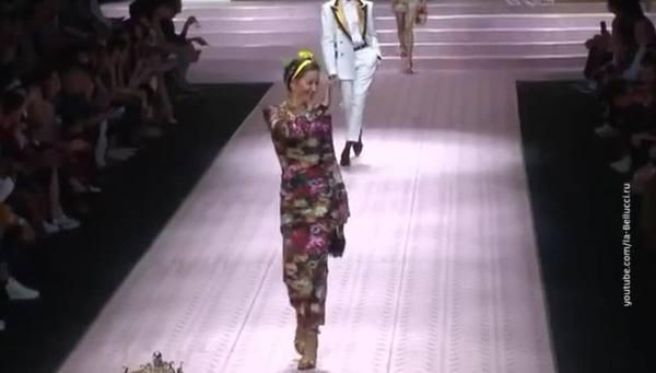 Самые яркие образы на Неделе моды в Милане