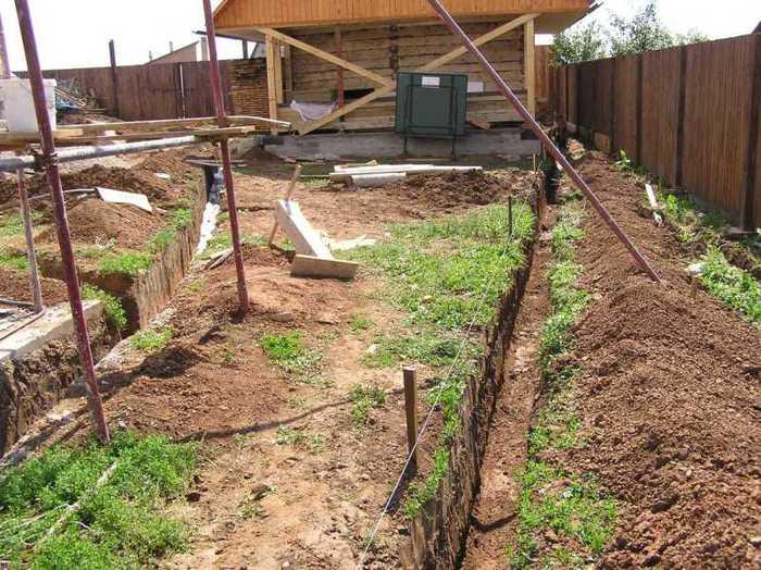 Как сделать канавки в огороде - Bjj66.ru