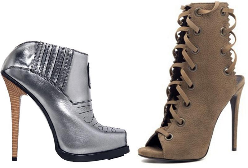 Модная женская обувь 2015 тенденции и модели