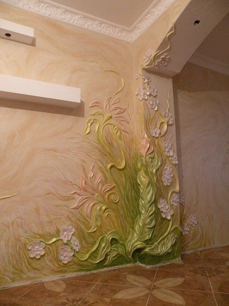 Идеи для декора стен 2