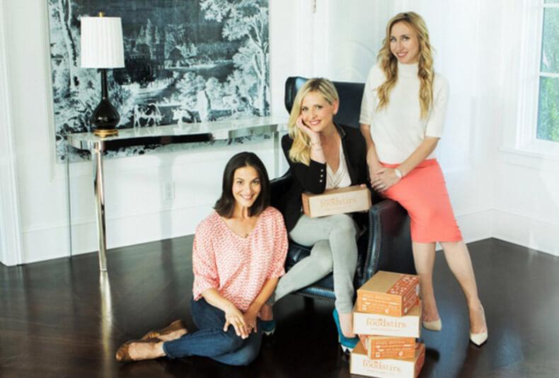 Из актрисы в предприниматели: Сара Мишель Геллар и ее сдобный стартап