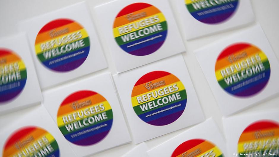 DW: В Берлине открылось первое общежитие для беженцев-гомосексуалов
