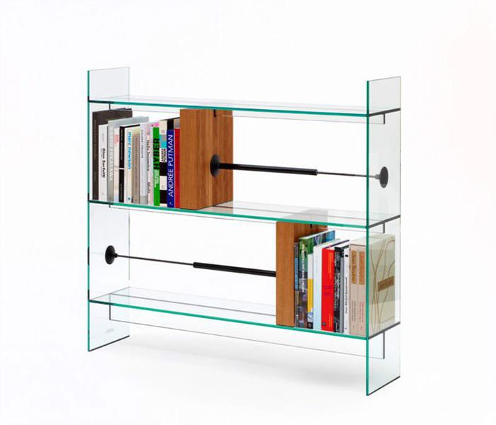 Мебель из листового промышленного стекла