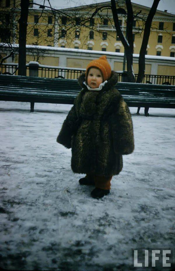 Советское детство глазами американского фотографа детство, советское