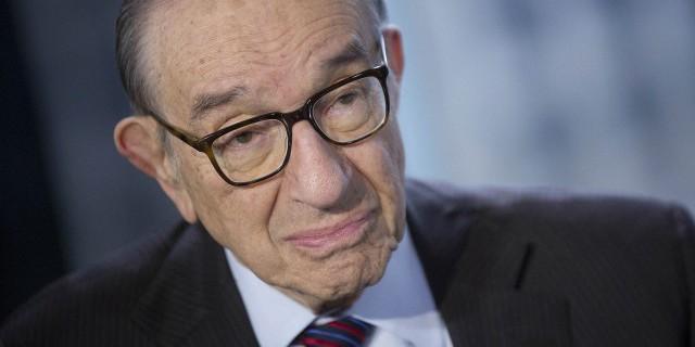 Экс-глава ФРС Алан Гринспен:  надвигается масштабное событие , что неминуемо приведет к беспорядкам по всей Америке