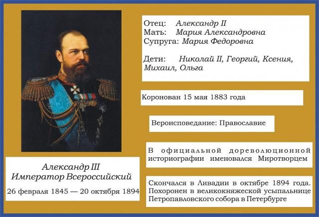 Интересные факты из жизни Александра