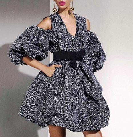 Вечерние наряды из круизной коллекции Escada Resort 2019  — шикарно, стильно и роскошно