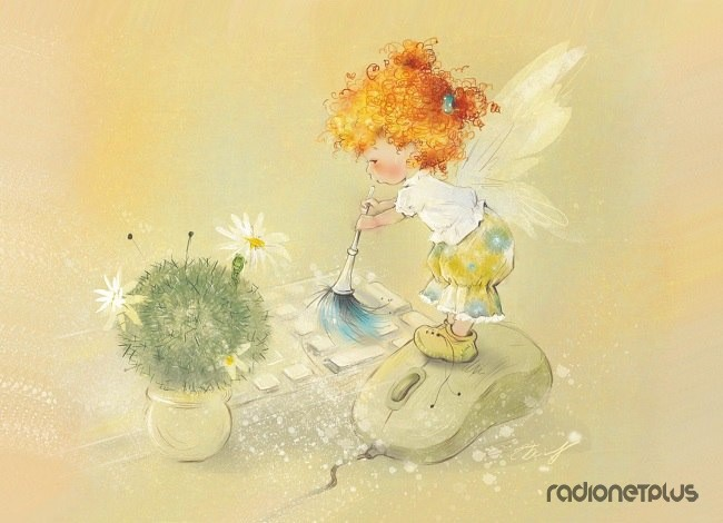 Милые акварели от Екатерины Бабок