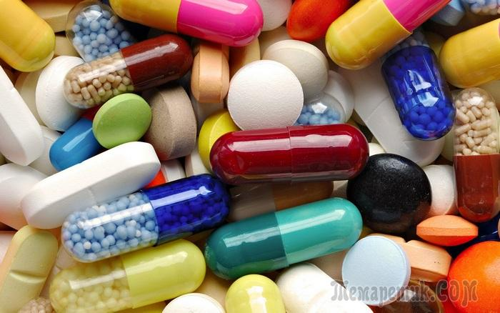 8 необычных таблеток, способных изменить традиционную медицину